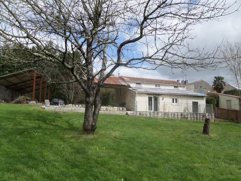 Maison à vendre à Pons(17800) - Charente Maritime