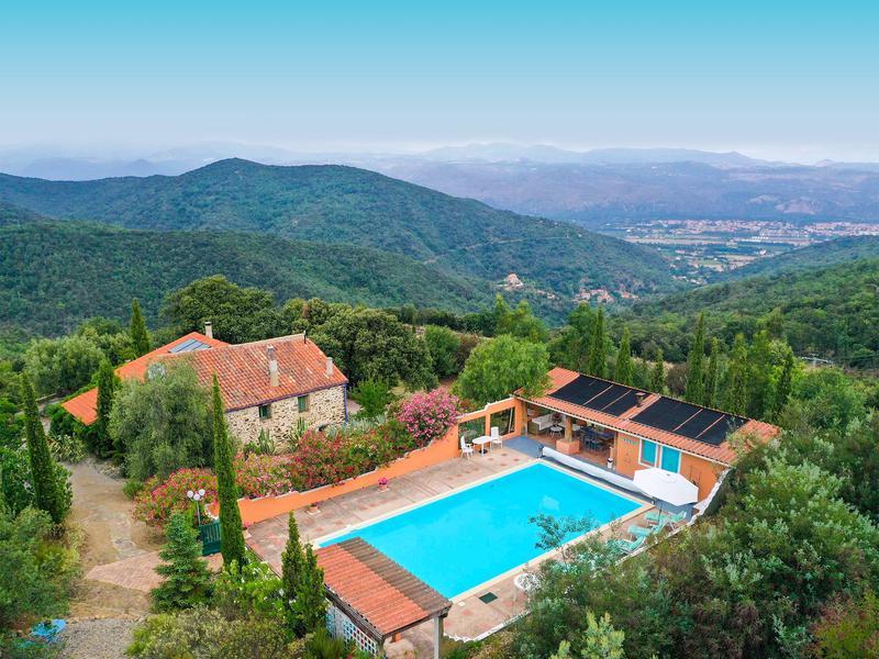 Maison à vendre à ST MICHEL DE LLOTES(66130) - Pyrenees Orientales