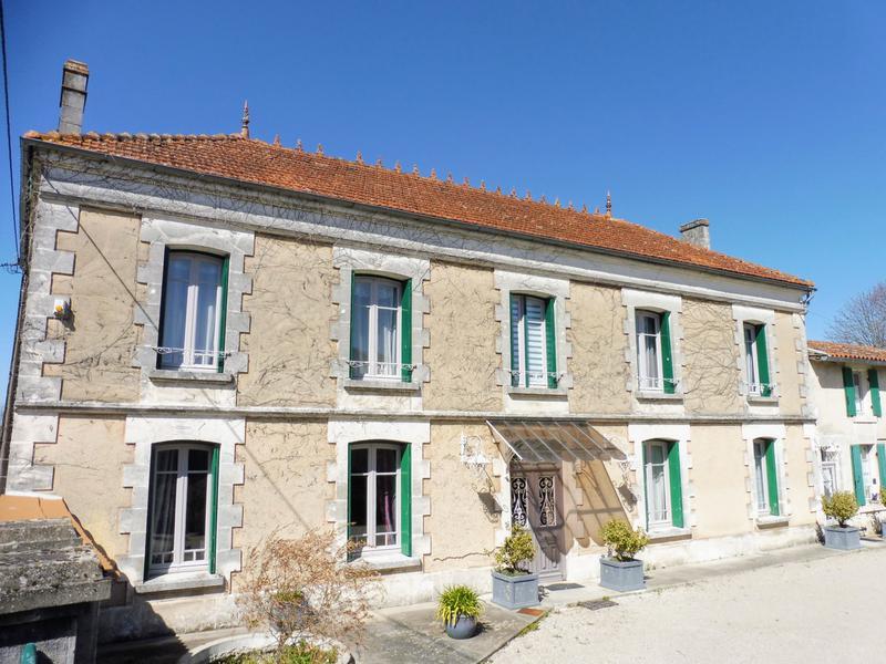 Maison à vendre à CRITEUIL LA MAGDELEINE(16300) - Charente