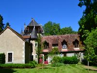 Chateau à vendre à MEUNET PLANCHES en Indre - photo 6