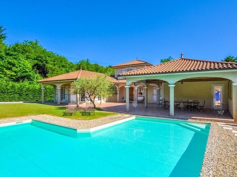 House For Sale In Communay Rhone Beautiful Modern 4