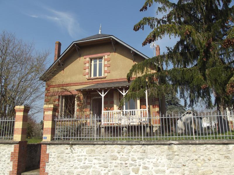 Maison à vendre à LE GRAND PRESSIGNY(37350) - Indre et Loire