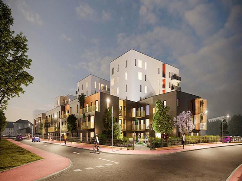 Appartement 1 pièce  à vendre à SOTTEVILLE LES ROUEN (76300) -  Seine Maritime