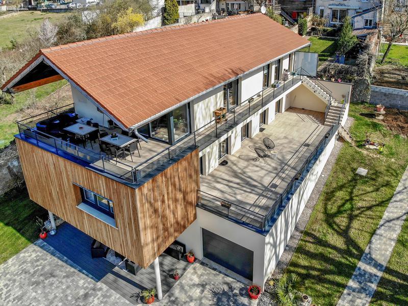 Maison à vendre à BOUXIERES AUX DAMES(54136) - Meurthe et Moselle