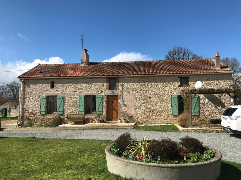 Maison à vendre à ST LEGER MAGNAZEIX(87190) - Haute Vienne