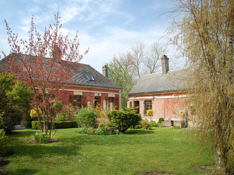 Maison à vendre à FAVIERES(80120) - Somme