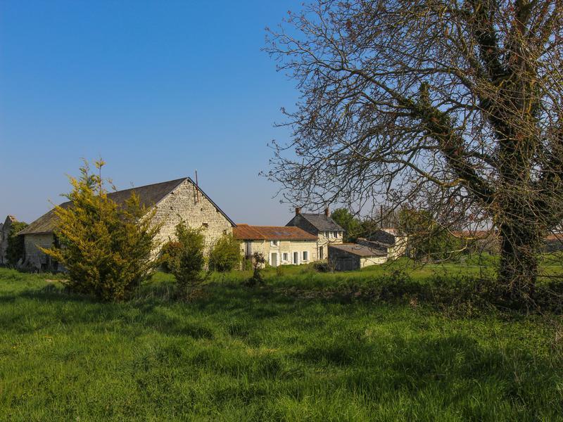 Maison à vendre à MONTS SUR GUESNES(86420) - Vienne