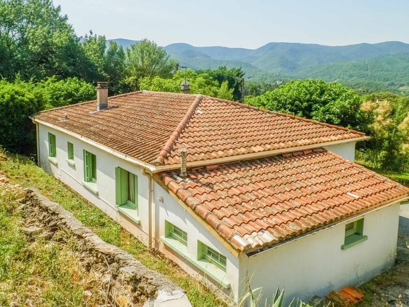 Maison à vendre à LAMALOU LES BAINS(34240) - Herault