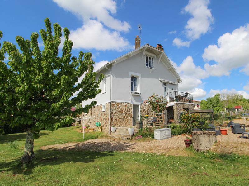 Maison à vendre à ANSAC SUR VIENNE(16500) - Charente