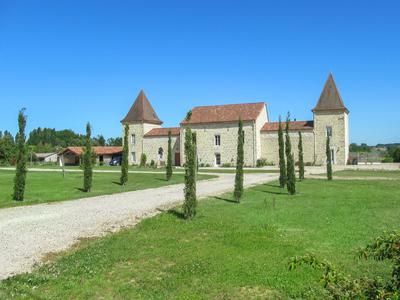 chateauin PRAYSSAS