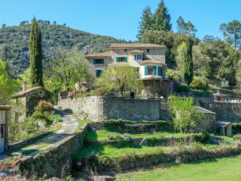 Chateau à vendre à ST JEAN DU GARD(30270) - Gard