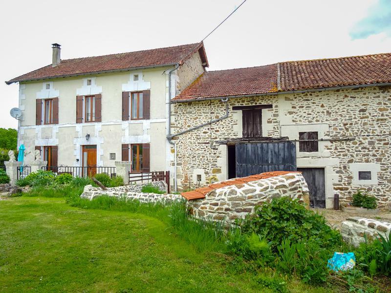Maison à vendre à ST MARTIN DE FRESSENGEAS(24800) - Dordogne