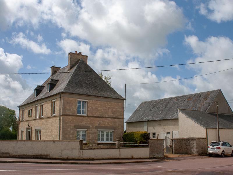 Maison à vendre à MONTMARTIN EN GRAIGNES(50620) - Manche