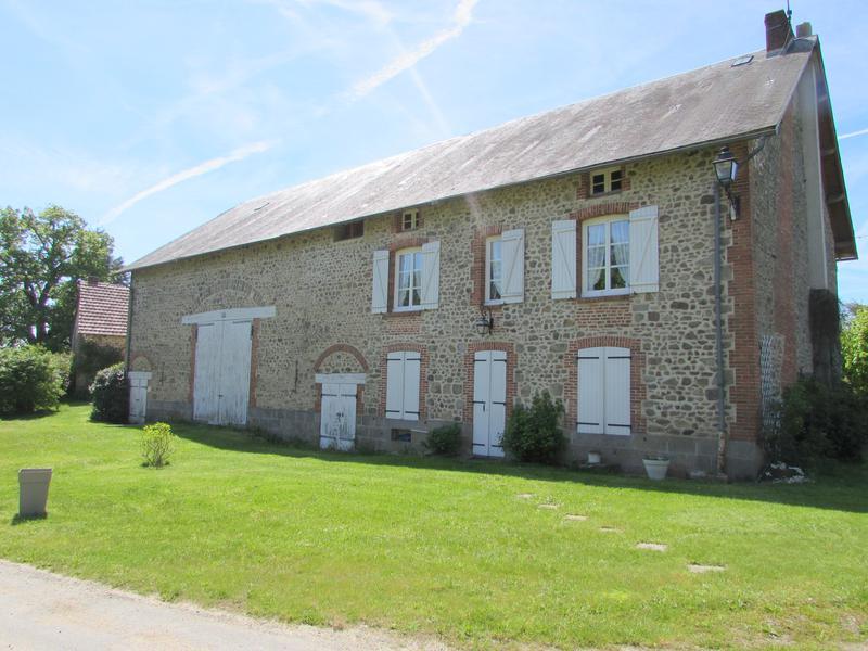 Maison à vendre à LE GRAND BOURG(23240) - Creuse