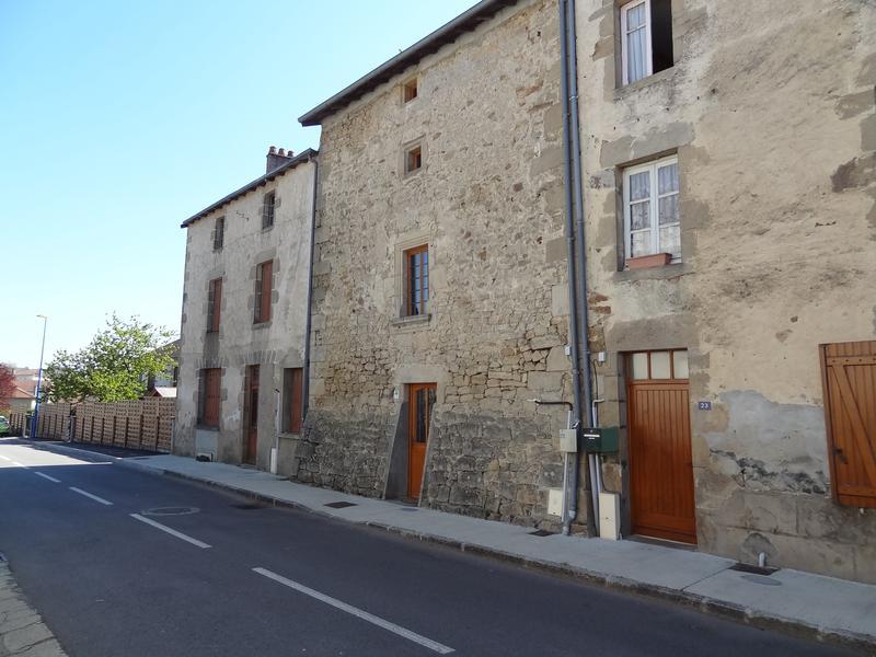 Maison à vendre à CHATEAUPONSAC(87290) - Haute Vienne