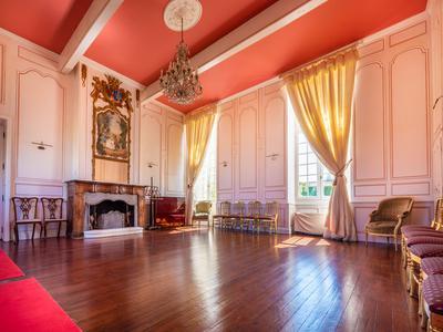 Château exceptionnelle du 17eme sur 45 hectares avec des vignes, gites, piscine et grandes dépendances, idéalement située entre Agen et Nérac