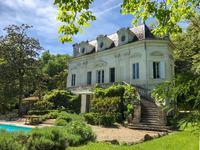 Chateau à vendre à COUTRAS en Gironde - photo 1