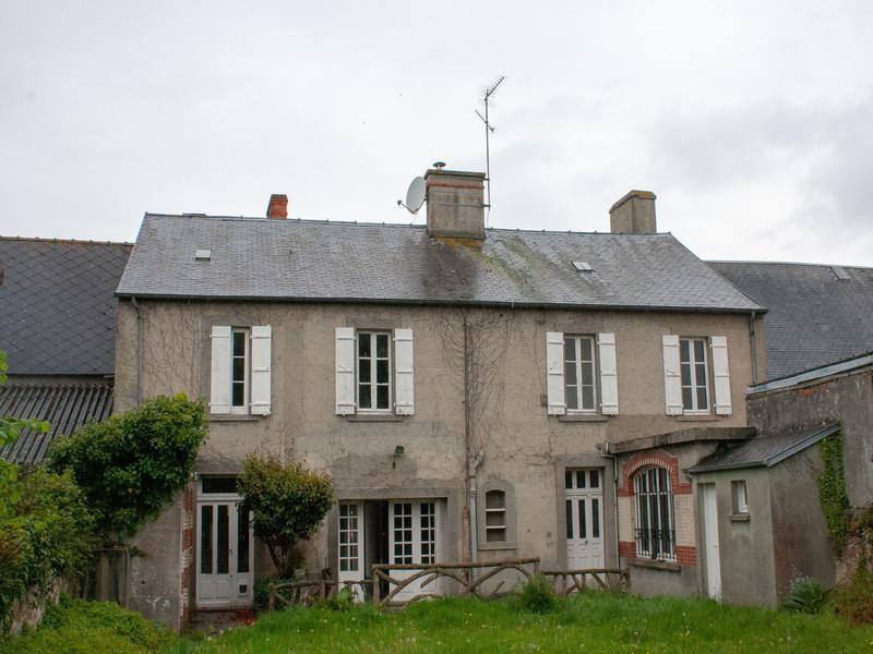 Maison à vendre à ST JEAN DE DAYE(50620) - Manche