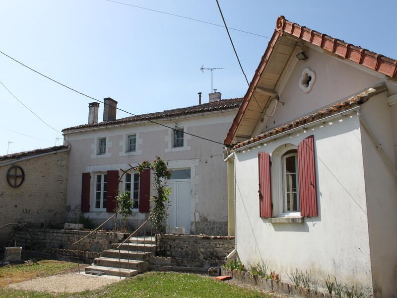 Maison à vendre à AUGE(16170) - Charente