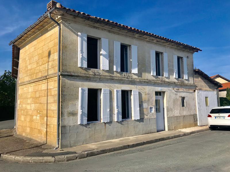 Maison à vendre à SAINT SEURIN SUR LISLE(33660) - Gironde