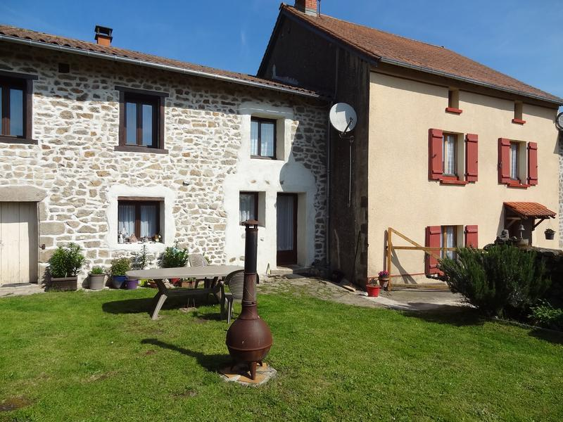 Maison à vendre à BESSINES SUR GARTEMPE(87250) - Haute Vienne