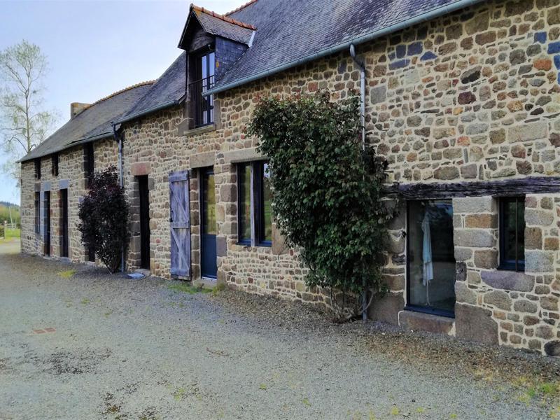 Maison à vendre en Bretagne - Ille et Vilaine BONNEMAIN ...