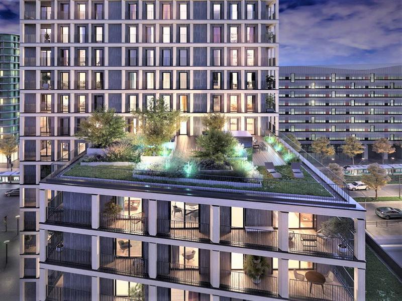 Appartement 3 pièces à vendre à PARIS XIII (75013) -  Paris