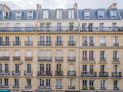 Paris VII - Rue Cler – a very nice 2 bedroom apartment a few minutes from the Eiffel Tower and the Seine