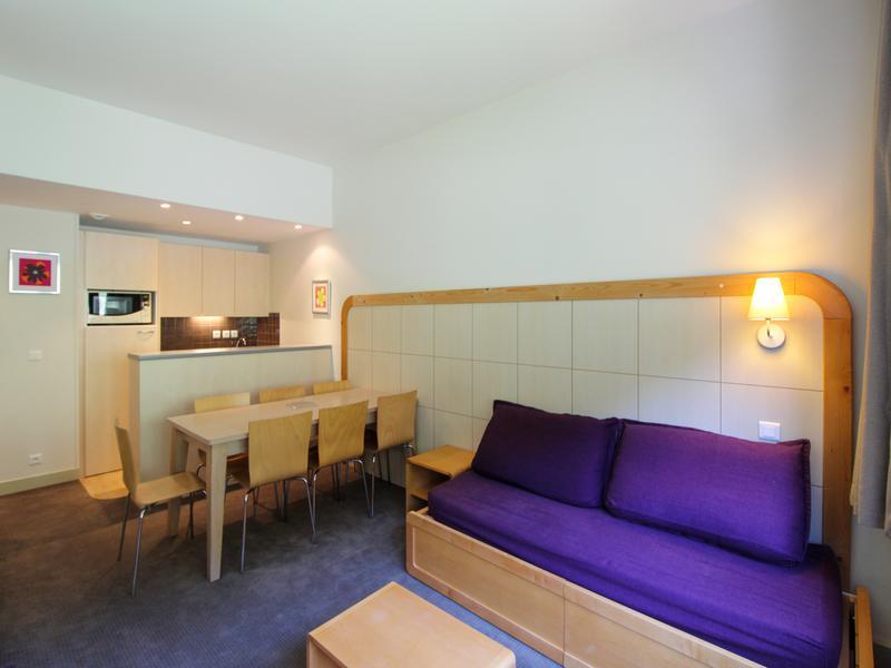 Appartement 3 pièces à vendre à FLAINE (74300) -  Haute Savoie