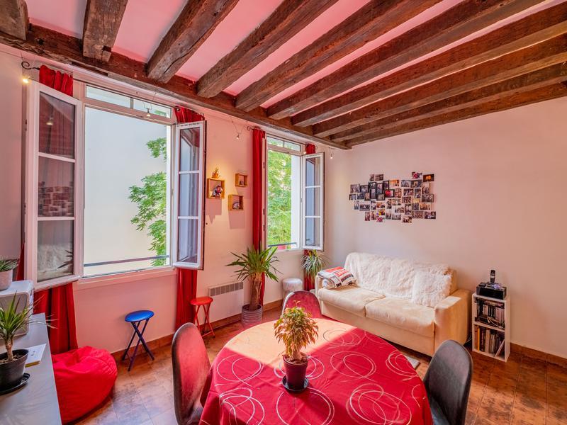 Appartement 2 pièces à vendre à PARIS 04 (75004) -  Paris