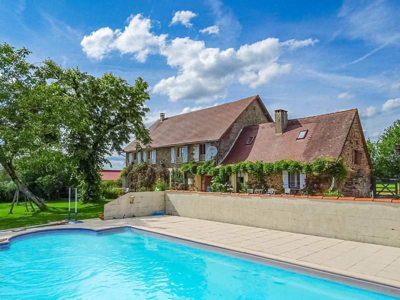 Maison à vendre à ST JORY DE CHALAIS(24800) - Dordogne