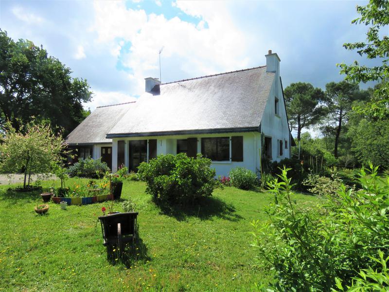 Maison à vendre à LIMERZEL(56220) - Morbihan