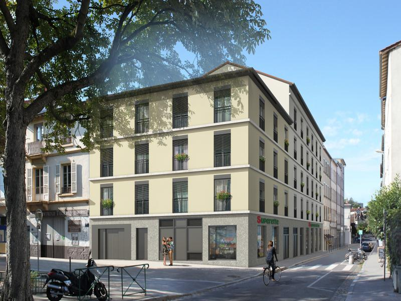 Appartement 2 pièces à vendre à LYON 05 (69005) -  Rhone