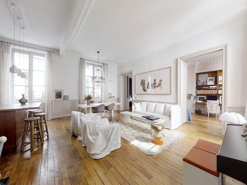 Appartement 4 pièces à vendre à PARIS 01 (75001) -  Paris
