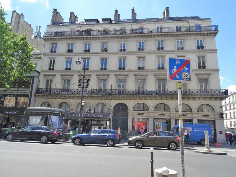Appartement 2 pièces à vendre à PARIS II (75002) -  Paris