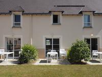 Maison 2ch dans Residence Vacances avec revenu locatif garantie; complexe  avec gestionnaire, piscine et tennis partagés, en plein coeur du Val de Loire