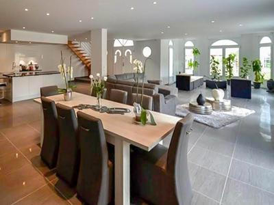Stunning 7 bedroom, modern family home just a few minutes walk from the TGV station with links to London, Paris and Lille