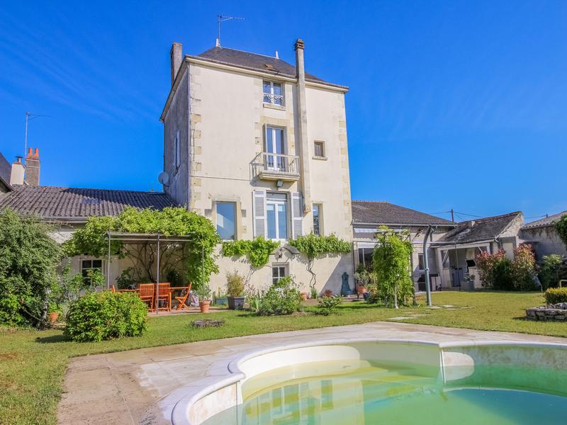 Maison à vendre à CHAVEIGNES(37120) - Indre et Loire