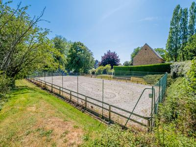 UNDER OFFER - Delightful Château estate with equestrian facilities on 14-hectares situated on the edge of the Bay of the Mont Saint Michel in southern Normandy