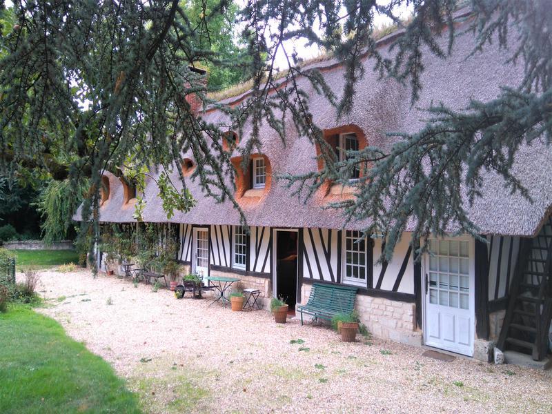 Maison à vendre à ST ELOI DE FOURQUES(27800) - Eure