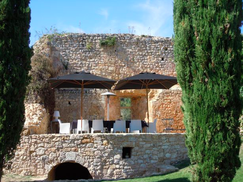Chateau à vendre à ST CAPRAISE DE LALINDE(24150) - Dordogne
