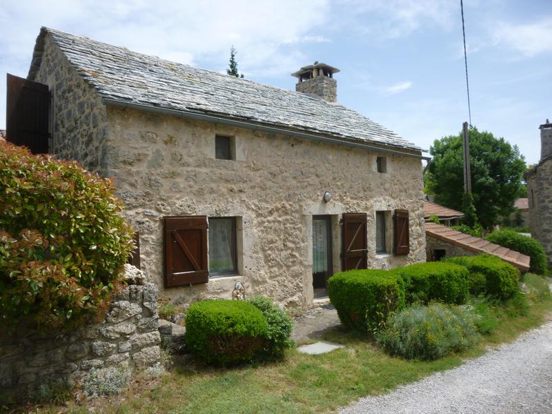 Maison A Vendre En Midi Pyrenees Aveyron Millau Maison Caussenarde Proche De Millau Ref P598ama 13863