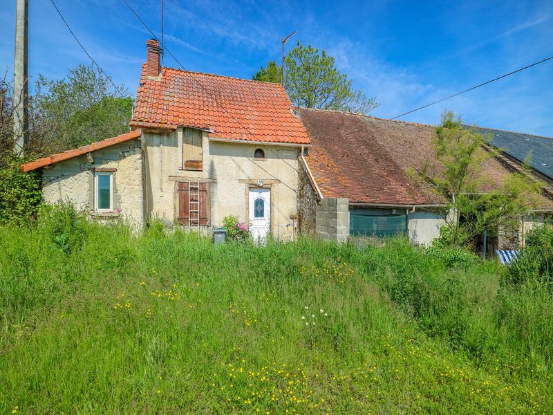 Maison à vendre à LUSSAC LES EGLISES(87360) - Haute Vienne