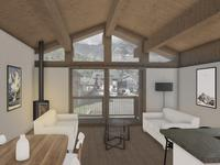 French ski chalets, properties in , Saint Martin de Belleville, Three Valleys