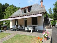 French property for sale in VIEILLEVIE, Cantal - €287,830 - photo 1