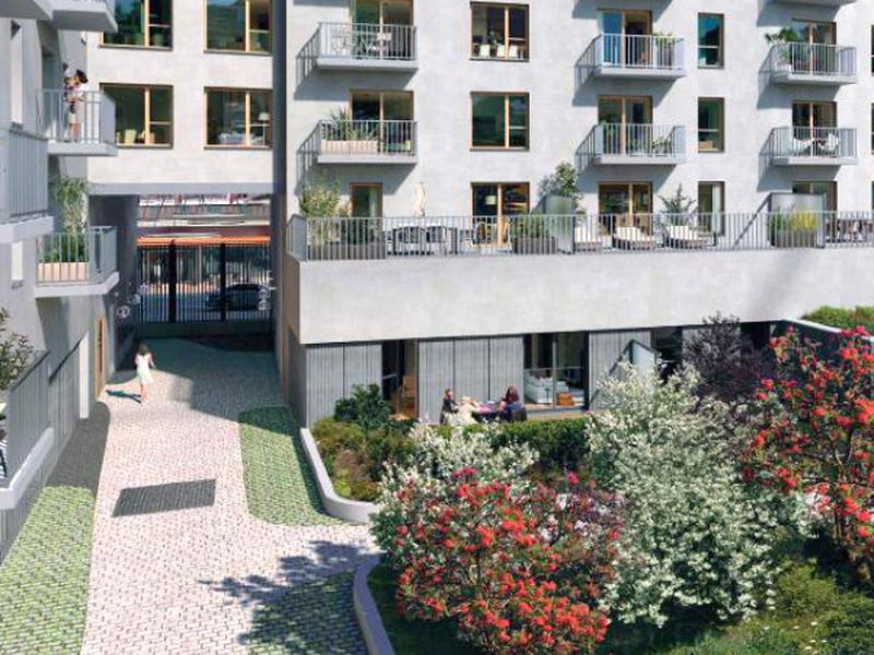 Appartement 1 pièce  à vendre à PARIS 19 (75019) -  Paris