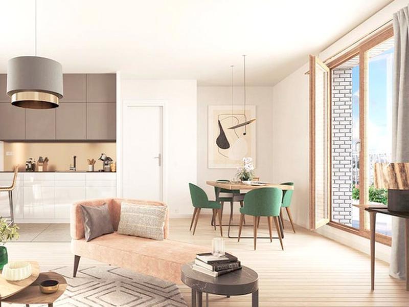 Appartement 2 pièces à vendre à PARIS 19 (75019) -  Paris