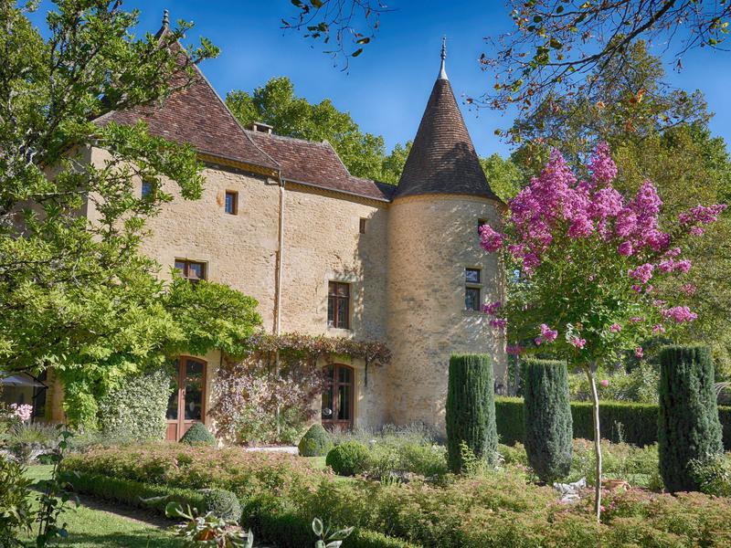 Chateau for sale in PLAZAC - Dordogne - Fabulous château