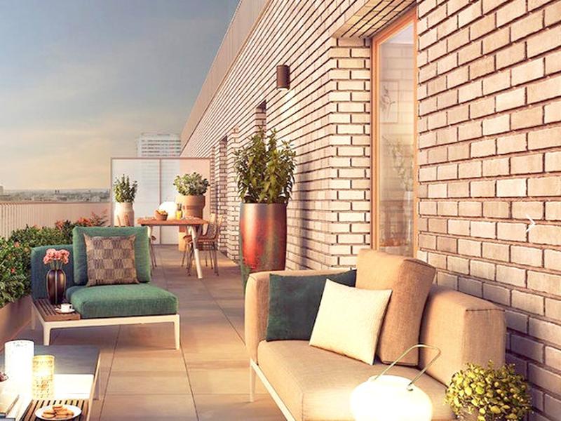Appartement 4 pièces à vendre à PARIS 19 (75019) -  Paris