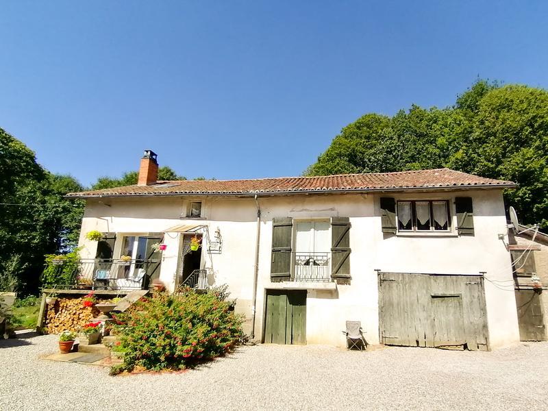Maison à vendre à PAGEAS(87230) - Haute Vienne